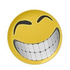 big grin